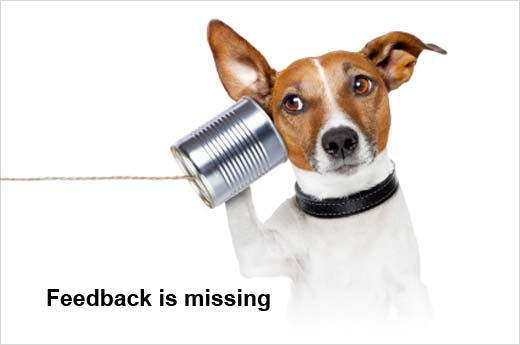 feddback-is-missing